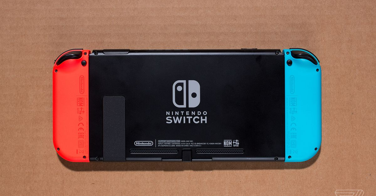 Bowser arrested and charged for selling Nintendo Switch hacks – The Verge