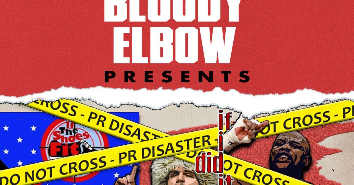 Khabib vs Floyd Mayweather Jr. - If I Did It - Bloody Elbow