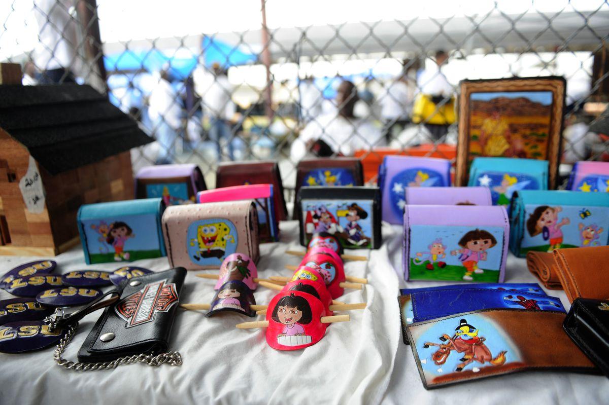 Angola Prison Crafts For Sale