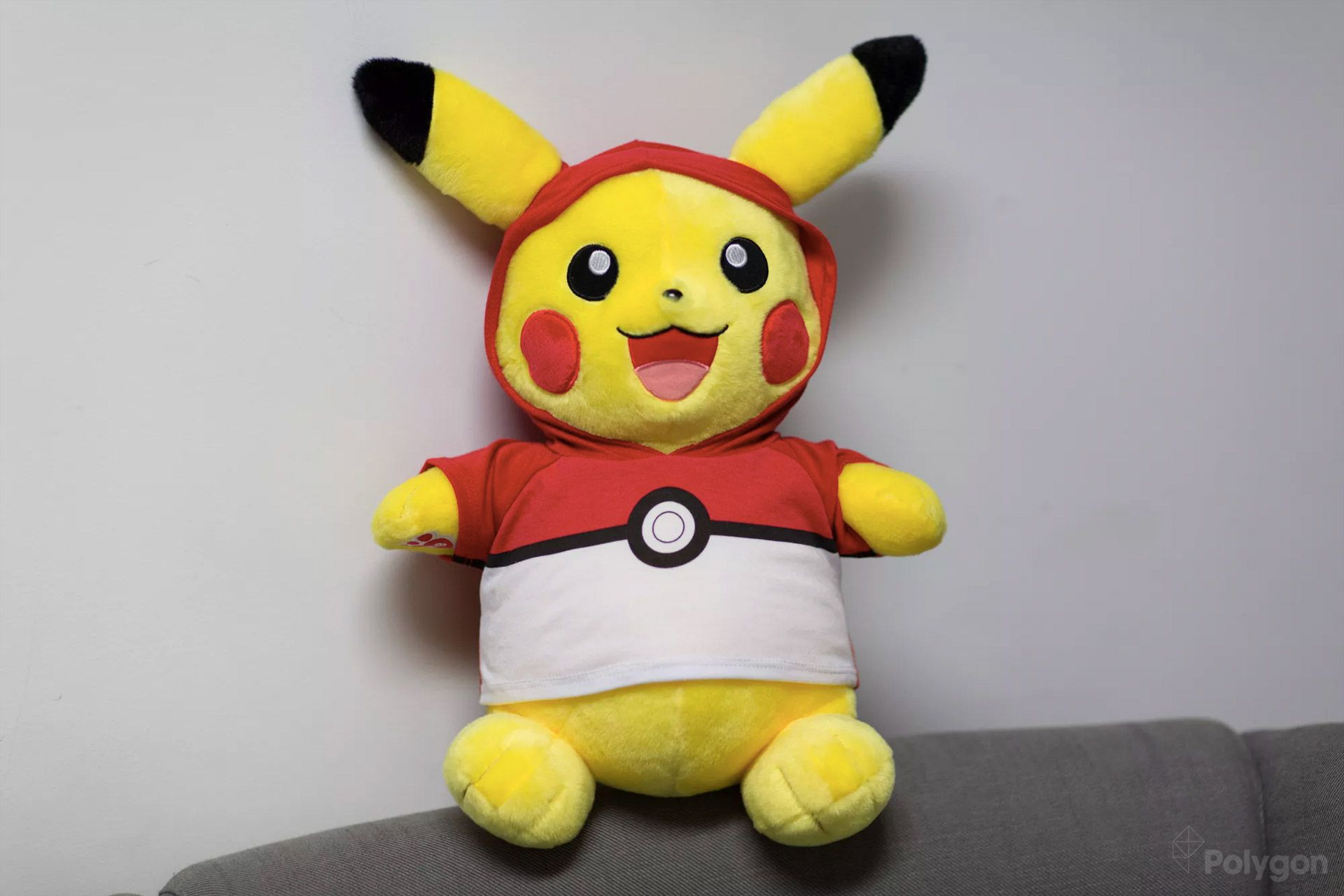 take a look at the pikachu build a bear now up for pre order