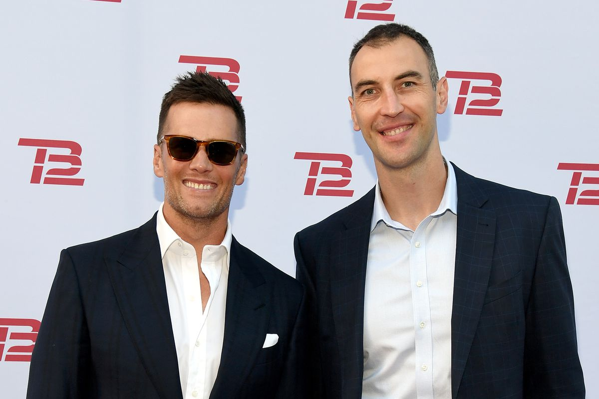 Tom Brady And Alex Guerrero Host Grand Opening Of TB12 Performance & Recovery Center In Boston
