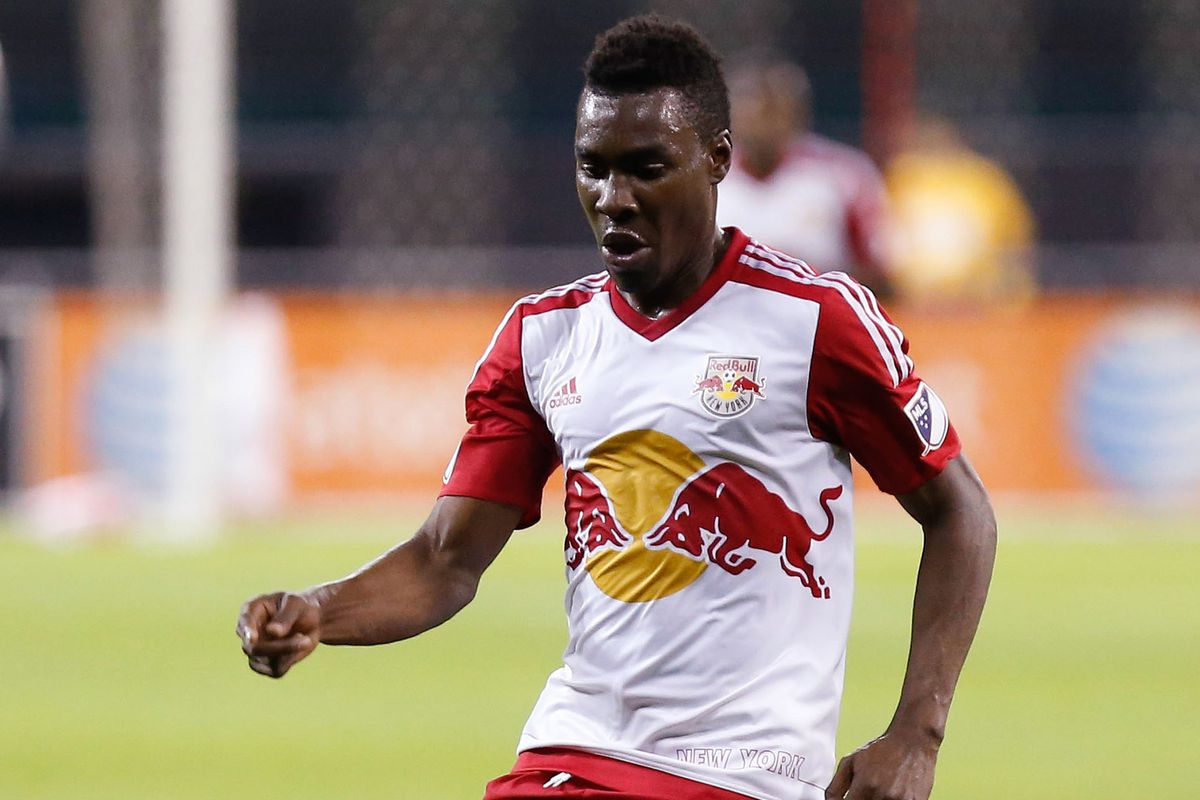 RBNY will face Lloyd Sam for the first time since he was traded to DCU