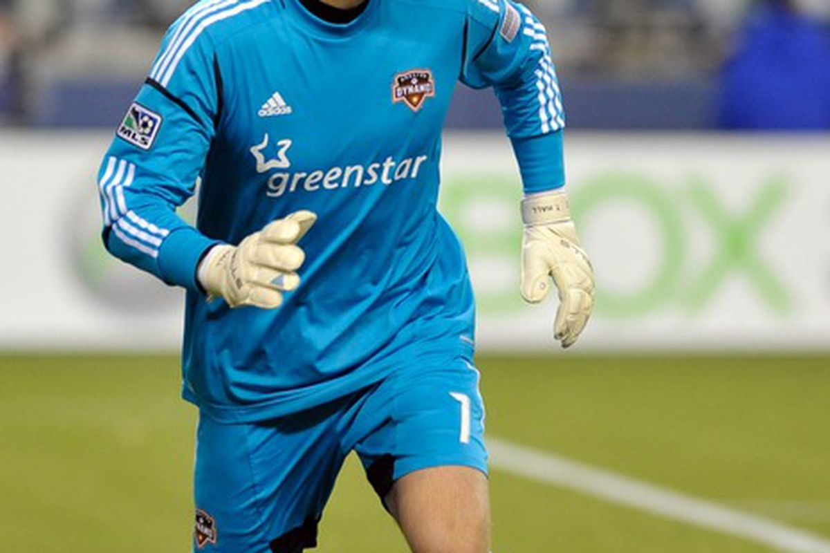 Breaking the rules didn't even help Tally Hall beat the Sounders