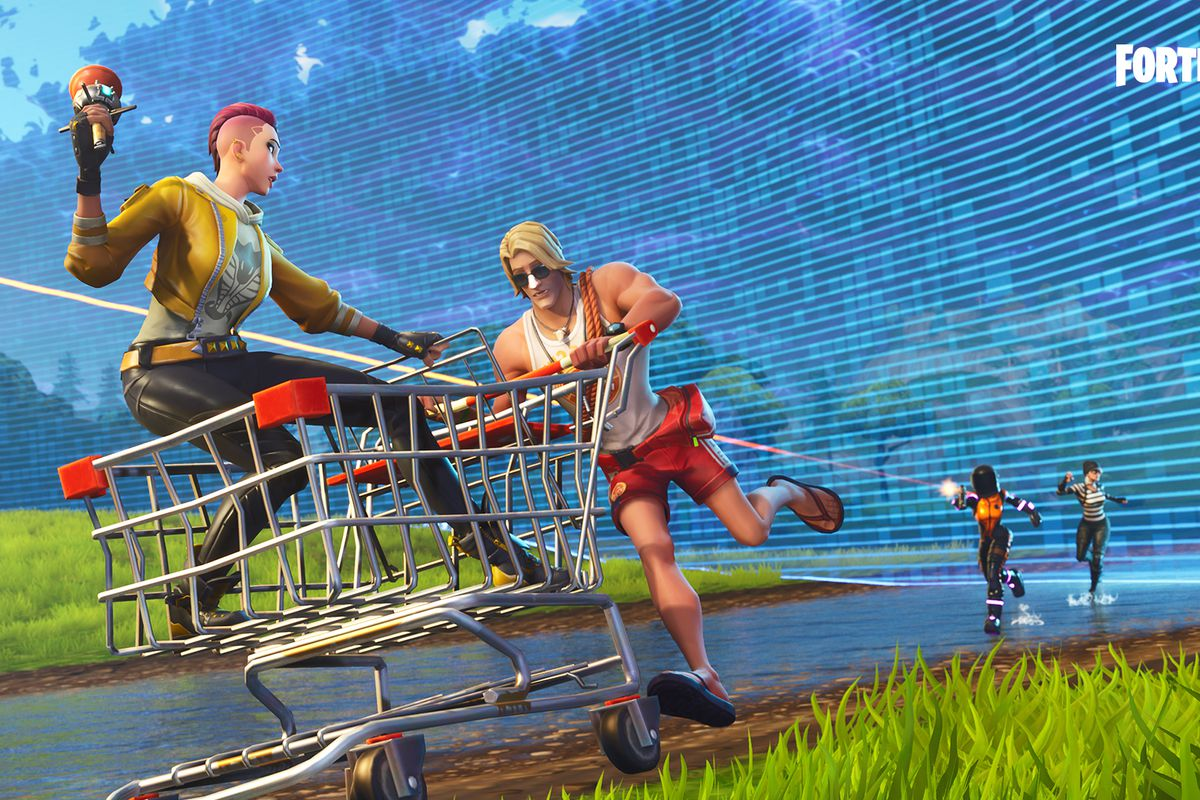 Fortnite v5 20 patch notes: read all the changes and updates - Polygon