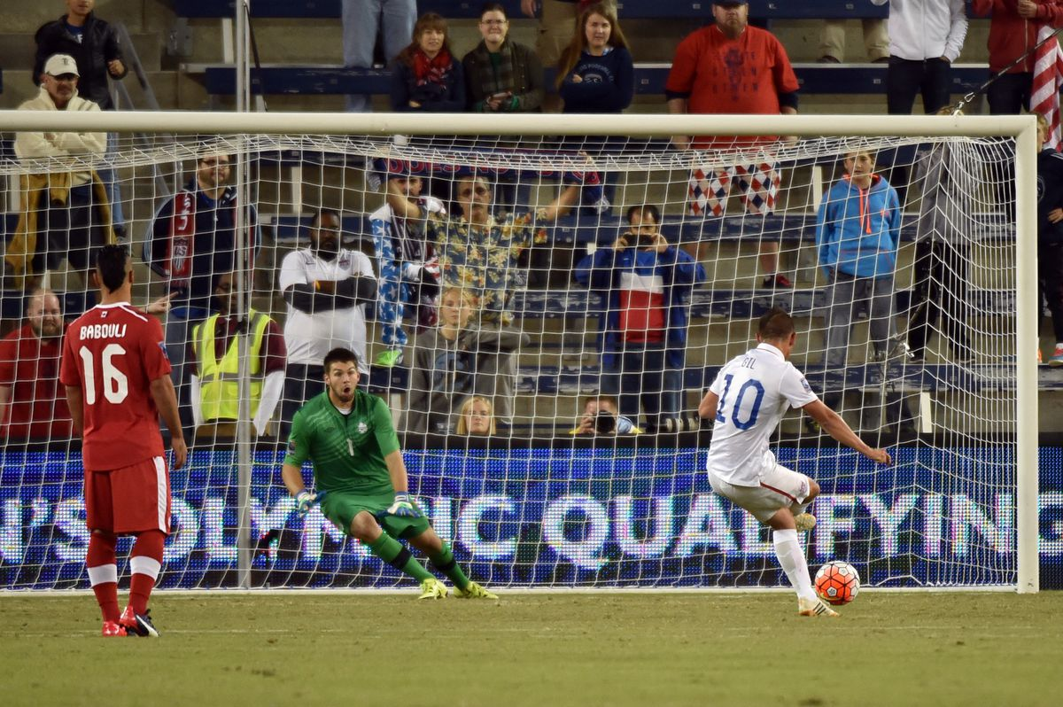 Soccer: CONCACAF Olympic Qualifying-USA at Canada