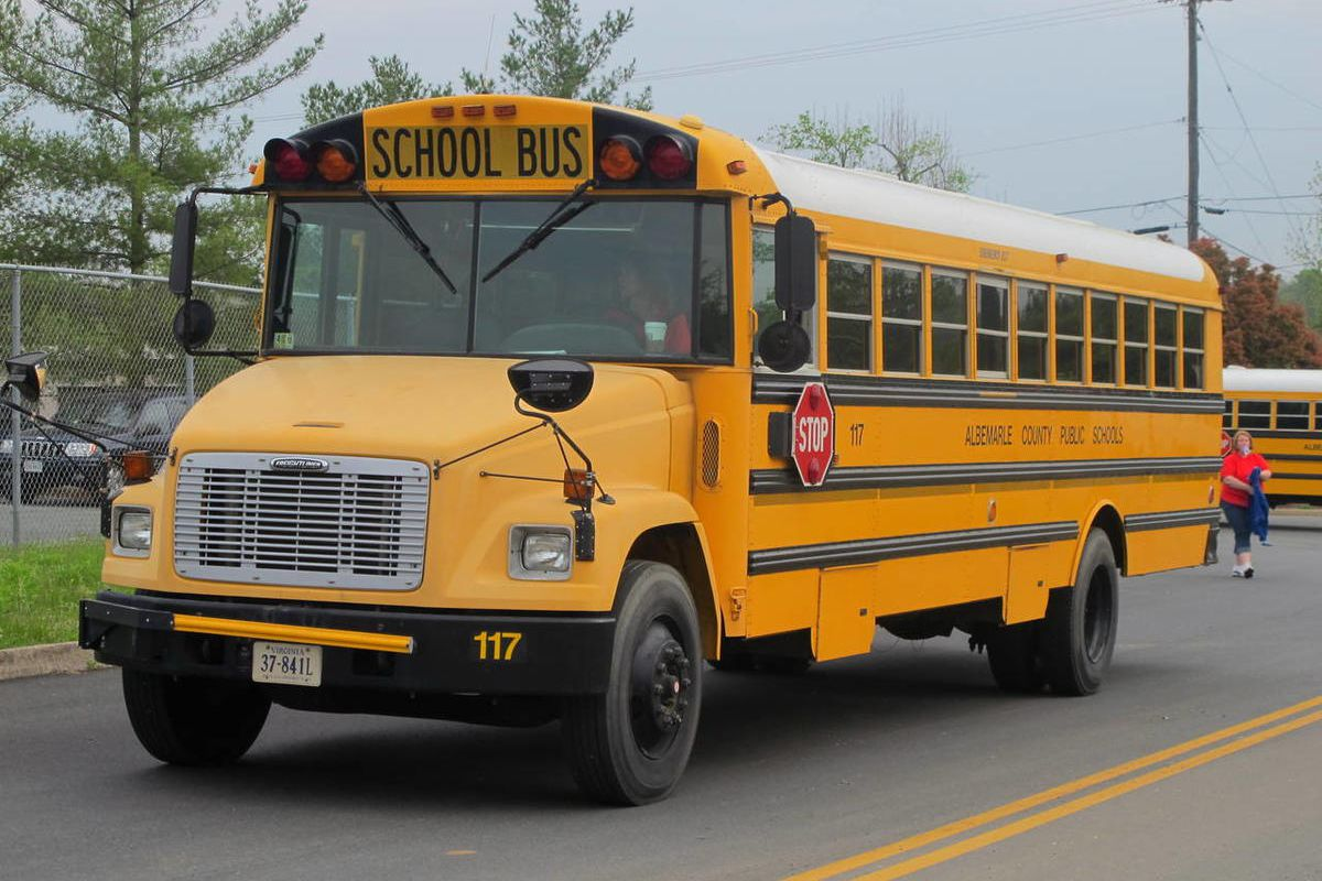For many, riding the bus is the most terrifying part of their school experience.
