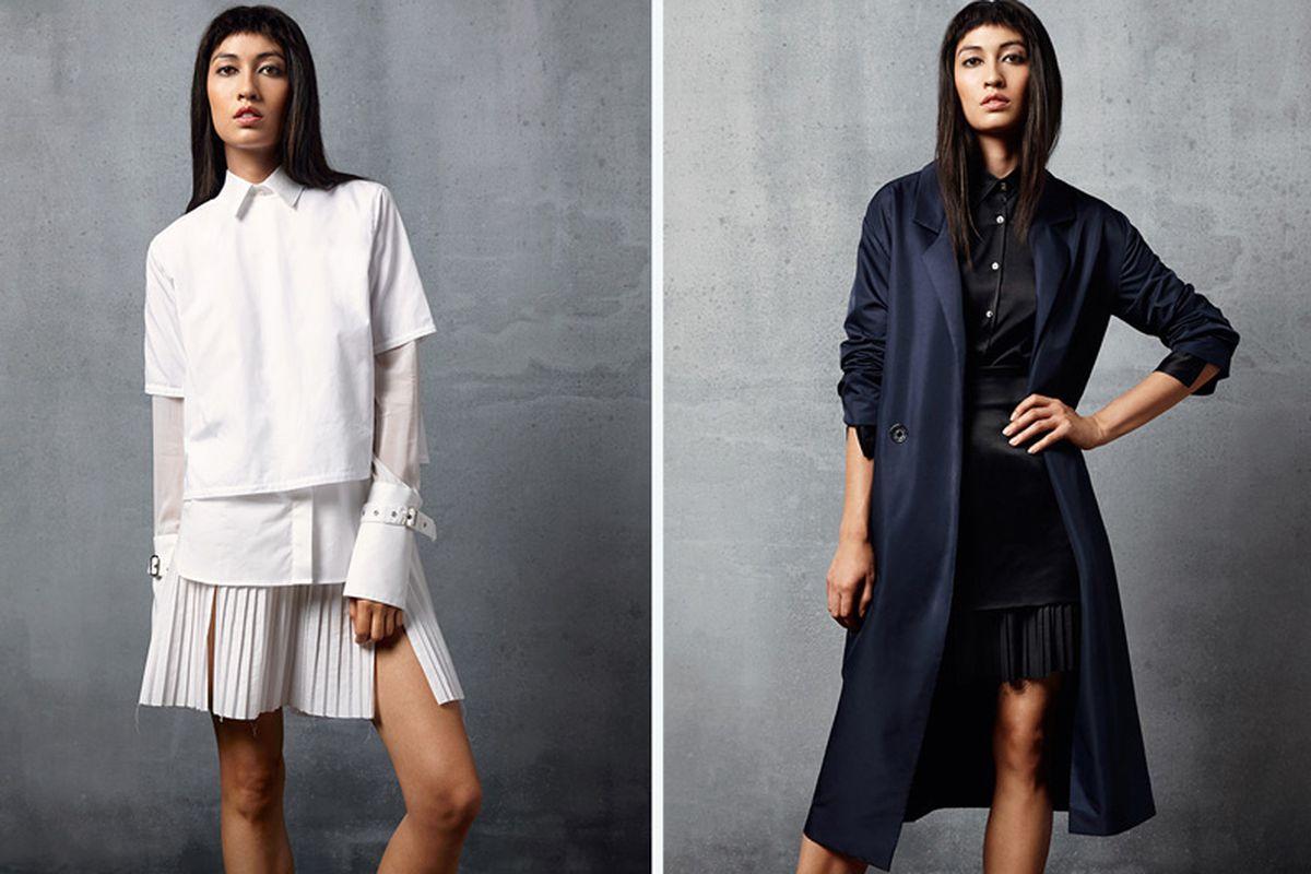Images via The Fashion Club