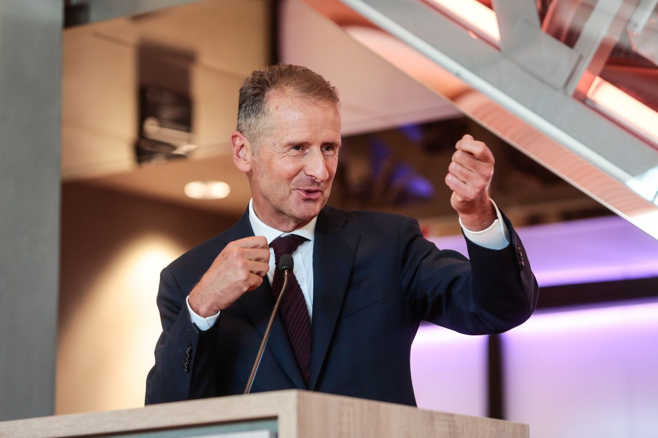 New President Of SEAT Is Presented In Barcelona