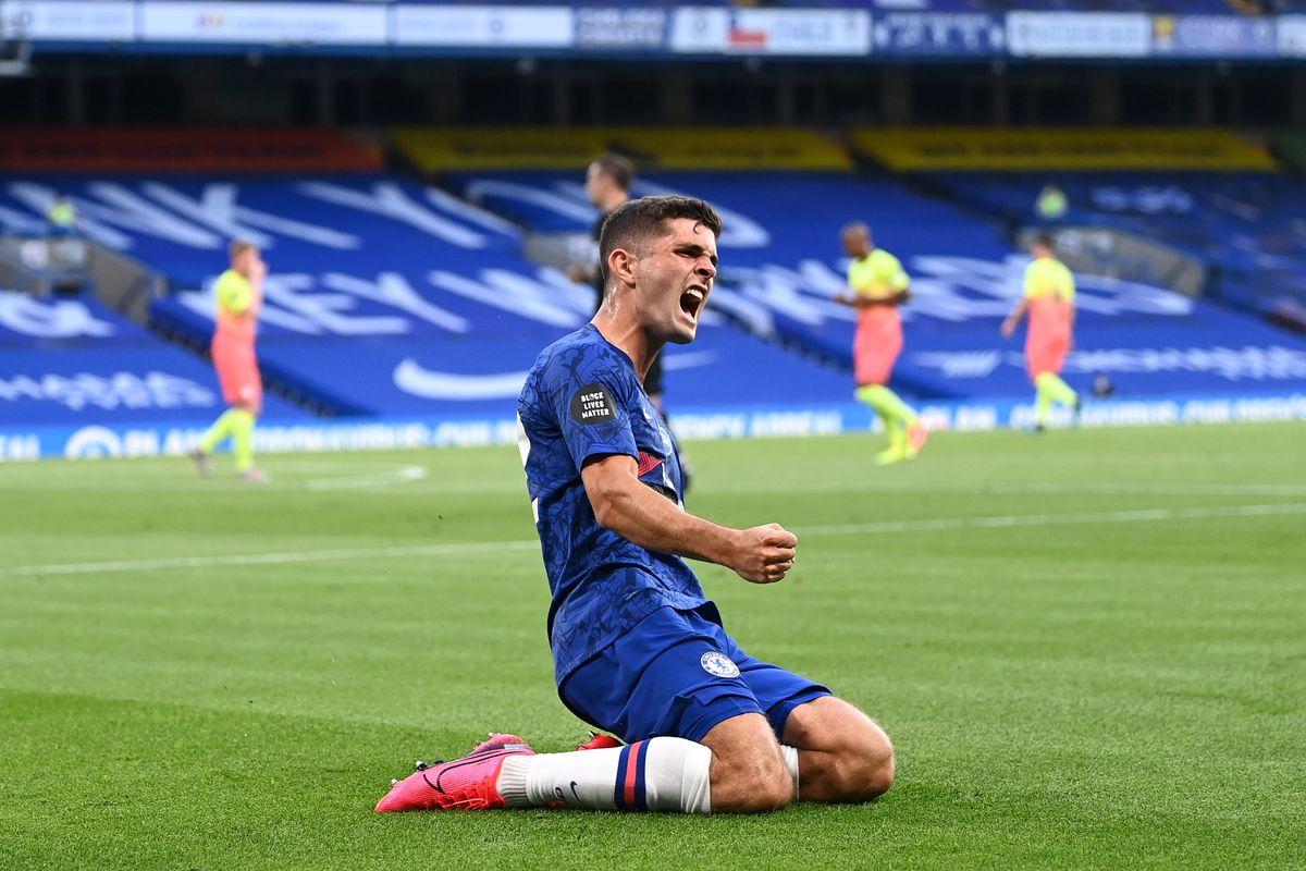 Pulisic confident Chelsea 'capable of a lot more' after beating ...
