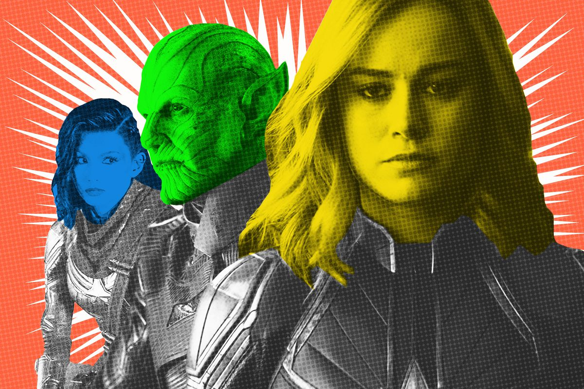 A Helpful Explainer Of The Alien War At The Heart Of Captain Marvel