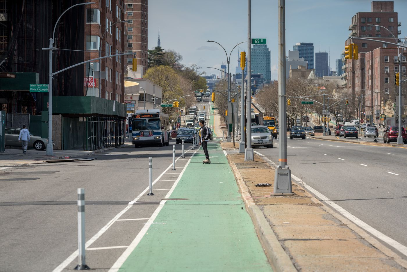 Vision Zero in New York: evaluating the safe streets program