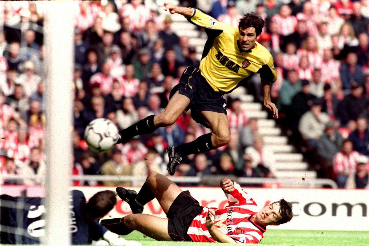 Soccer - FA Carling Premiership - Sunderland v Arsenal