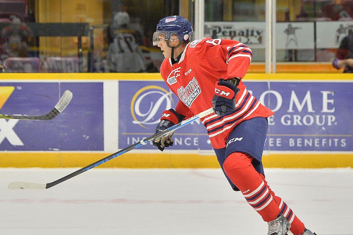 prime noel 2018 date 2018 NHL Draft Prospect Profile: Serron Noel   Mile High Hockey prime noel 2018 date