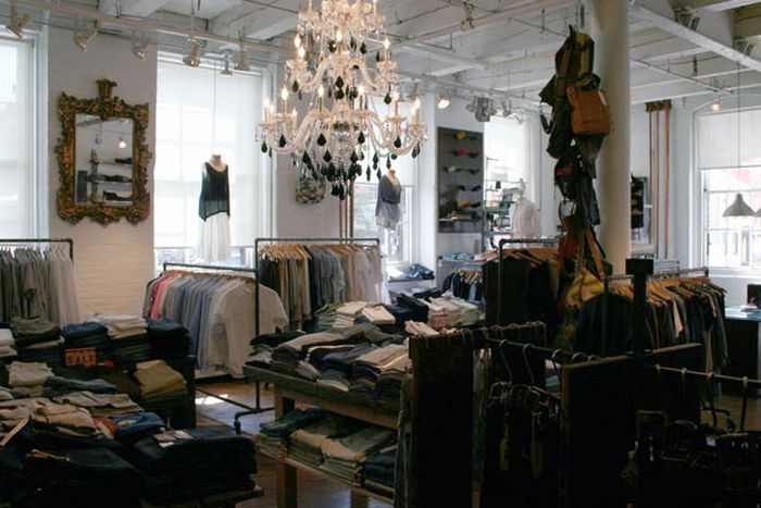The Best Places For Denim Shopping in New York City d0e25bac2a8