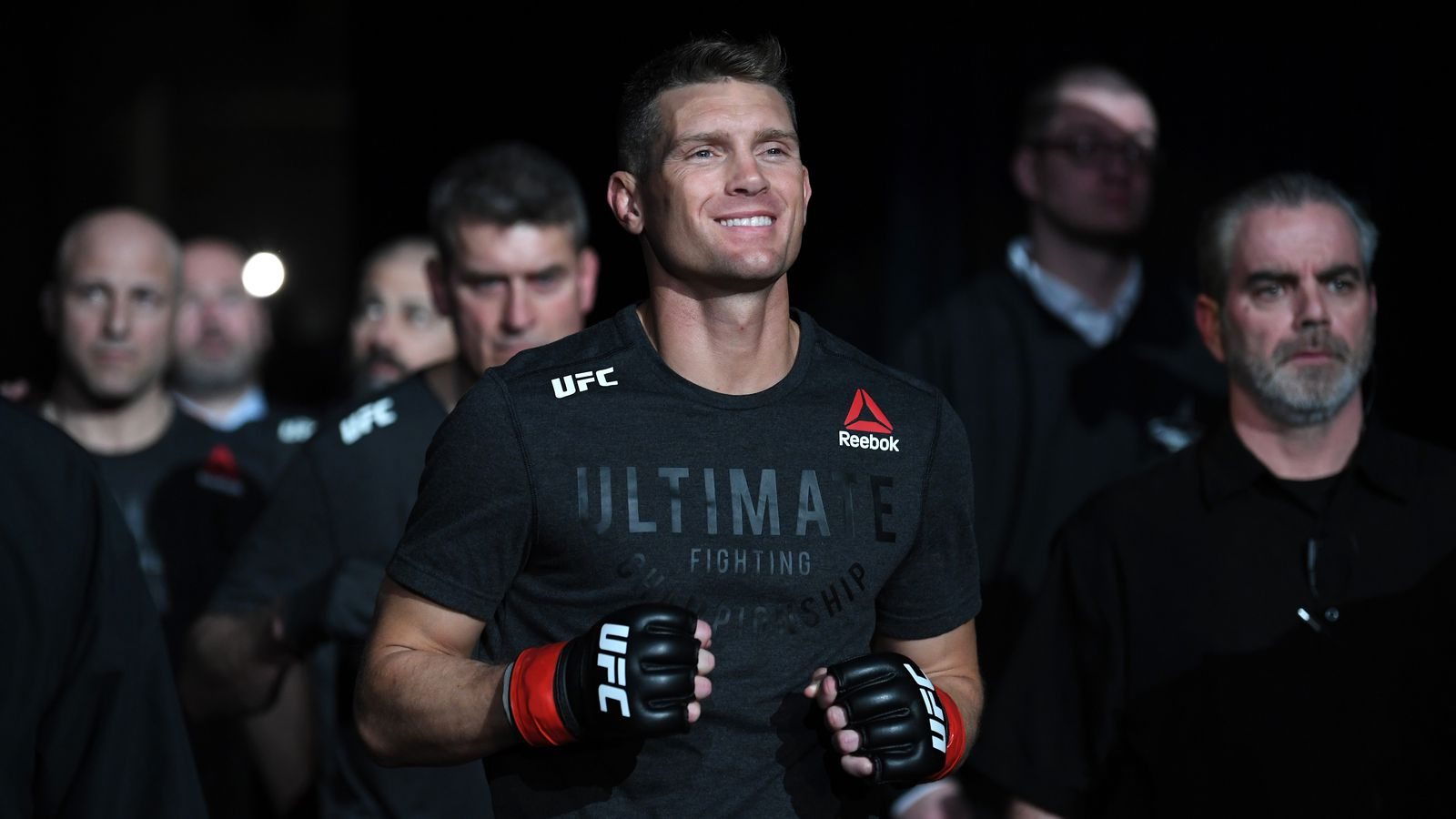 Stephen Thompson vs Vicente Luque booked for UFC 244 on ...