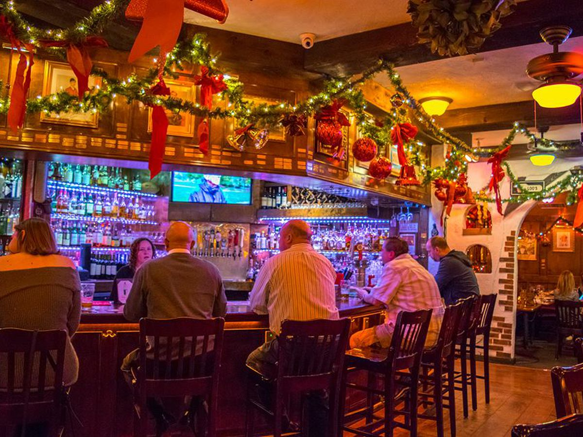 Where To Dine And Drink On Christmas Eve & Day In Houston