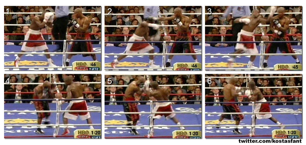 Floyd Mayweather Jr. vs. Zab Judah