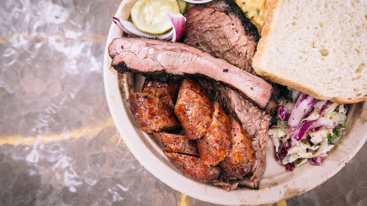 Everything From Scratch: Austin Barbecue Trailer Micklethwait Craft