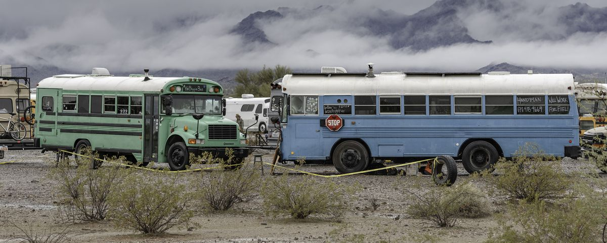 School bus conversion: Stories from life on the road - Curbed