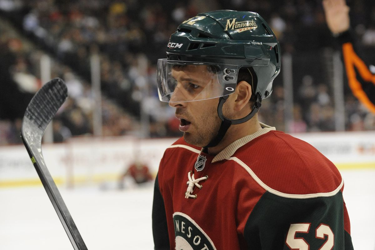 Former UMD Bulldog Justin Fontaine gets closer to making the Wild's roster.