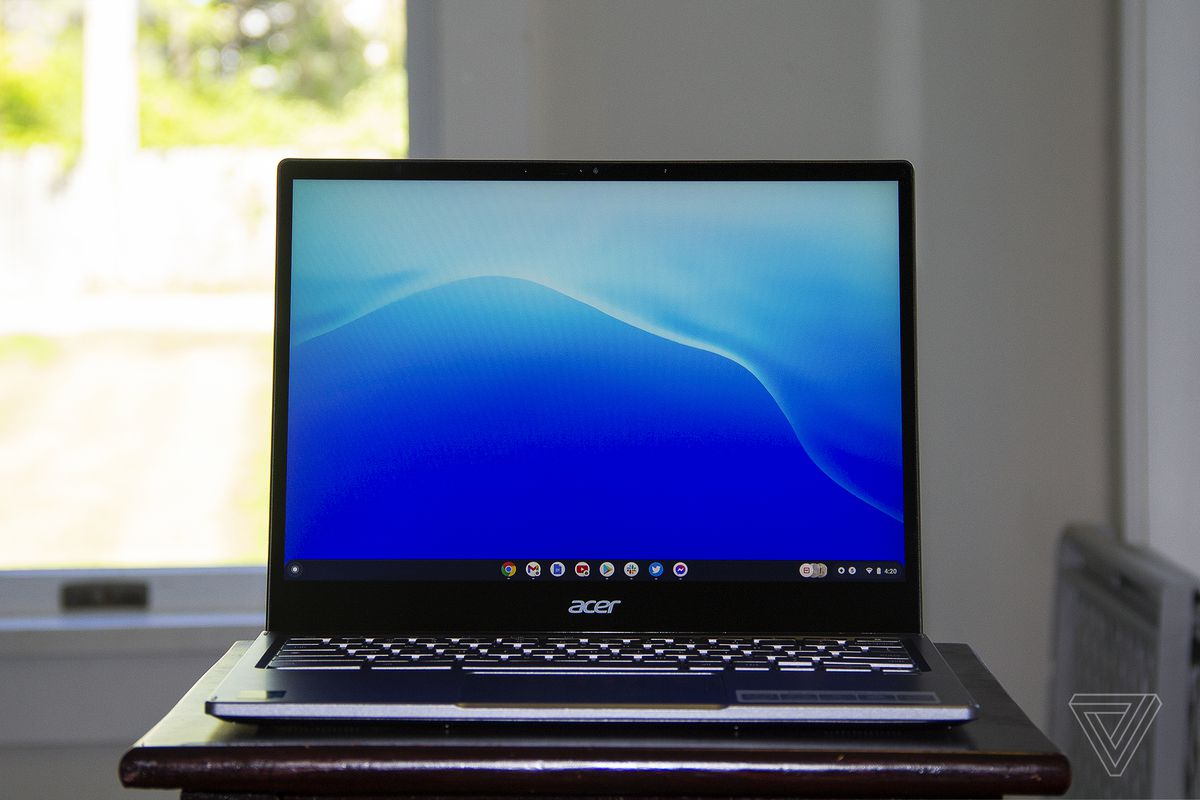 Best Cheap Laptop 2021: Acer Chromebook Spin 713