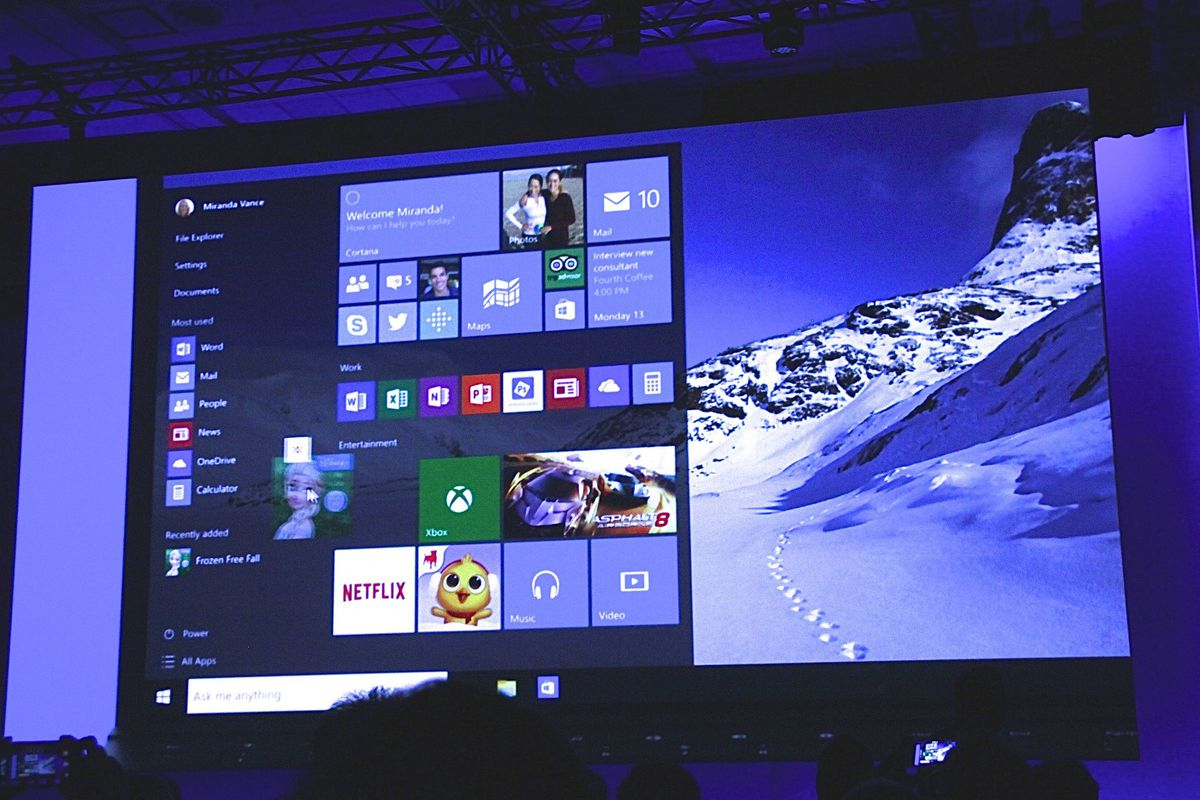 Microsoft Wants One Billion Devices Running Windows 10