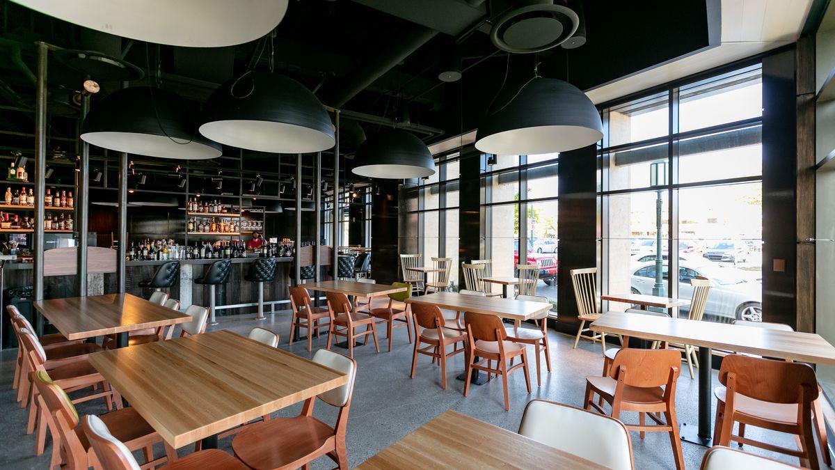Inside Birmingham S Funky New Restaurant And Market