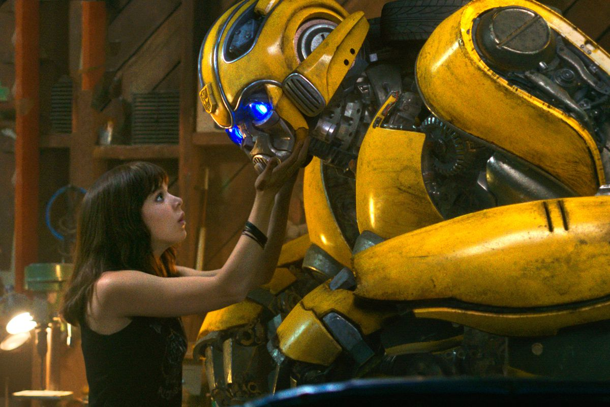 Bumblebee review: a delightful evolution for the Transformers ...