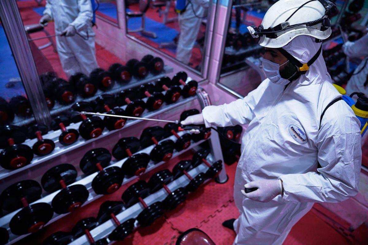 Coronavirus Emergency In Syria
