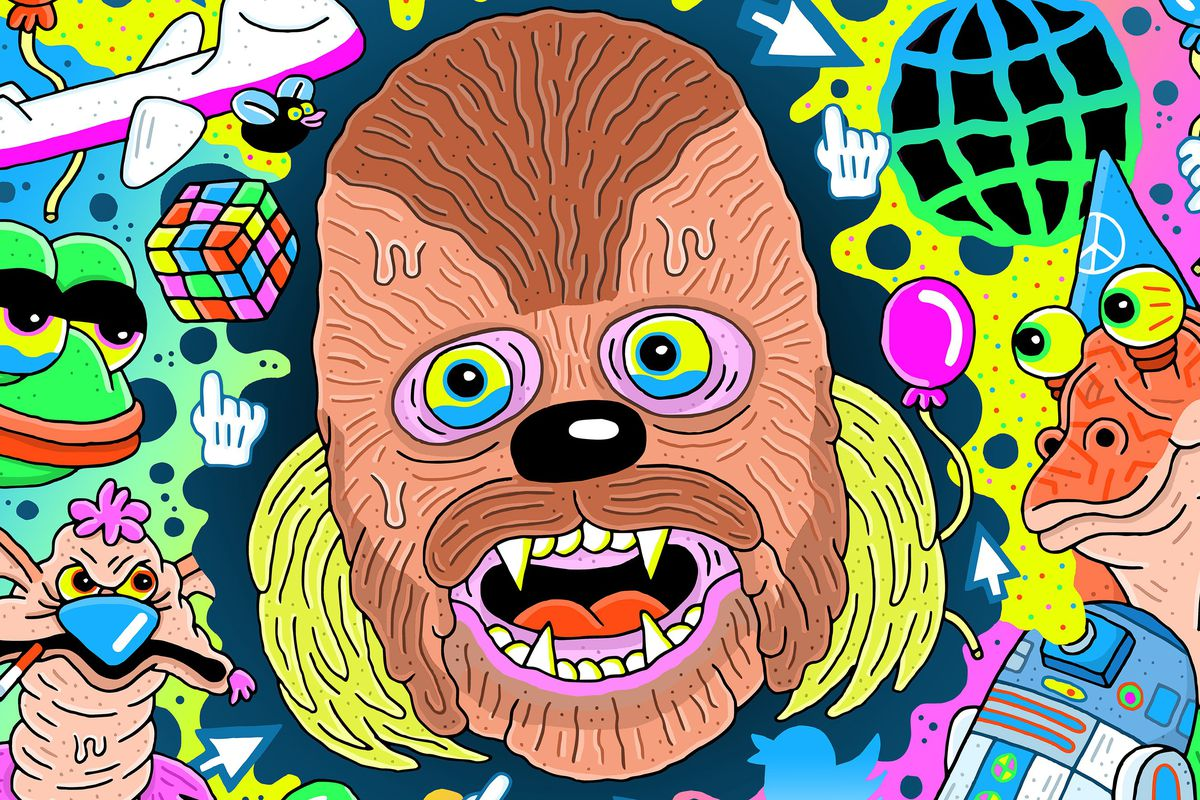 """0ea33d63aba952 A Year of """"Chewbacca Mom"""" News Alerts - The Ringer"""