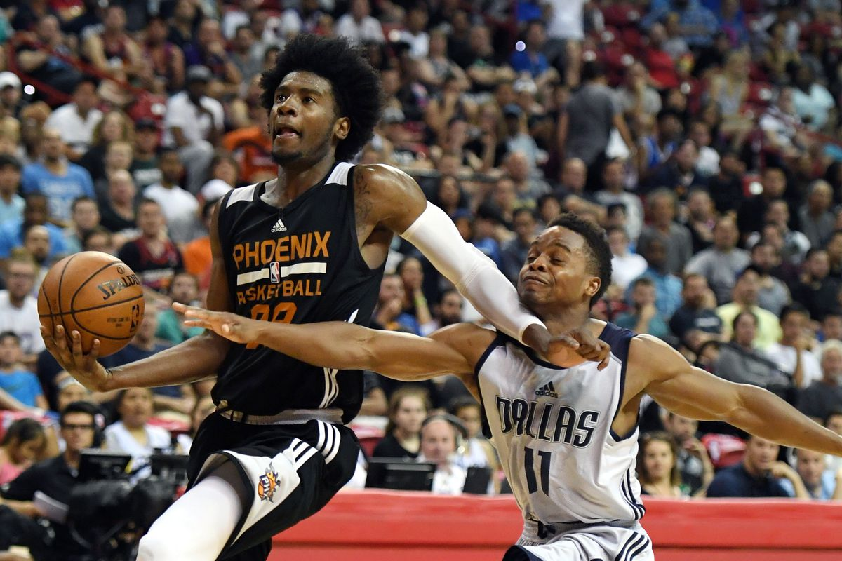 the latest 58e84 e663a Suns won't trade Josh Jackson in potential Kyrie Irving ...
