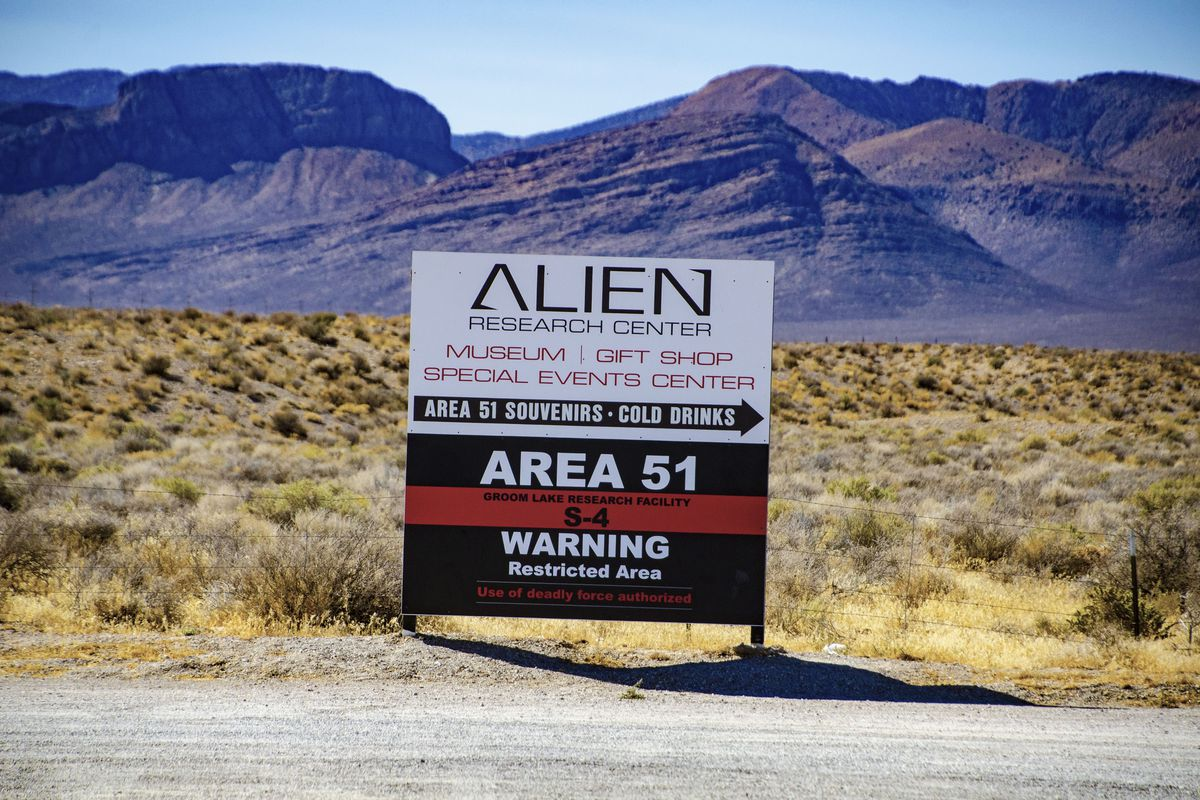 FREE HORROR GettyImages_1311151627 UFOs are real and sightings are too, according to a Pentagon report