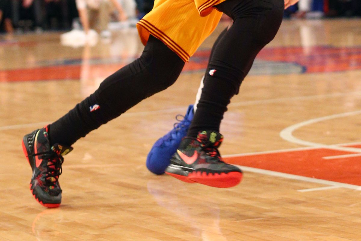 reputable site 0bf8f fdbe2 Not Your Average Review  KYRIE 1