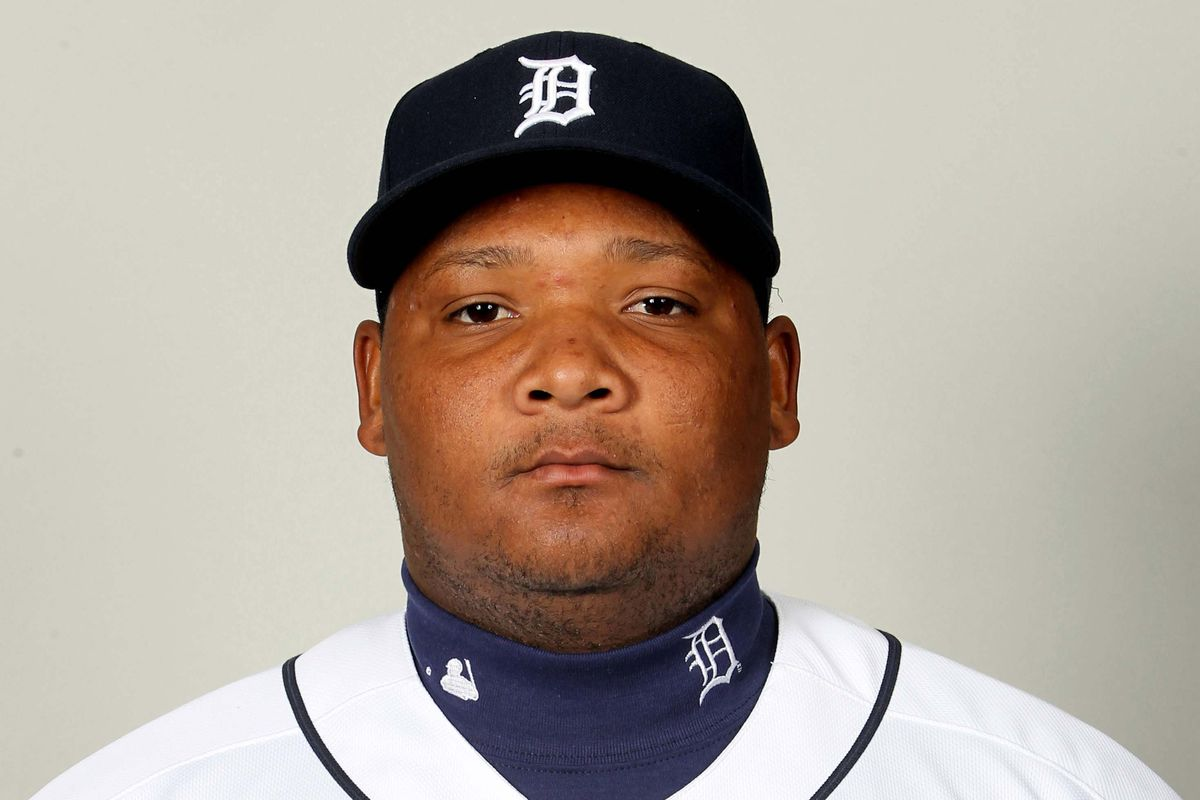 Detroit Tigers RHP prospect Melvin Mercedes