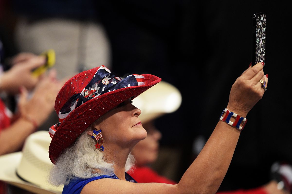 Republican National Convention: Day Three