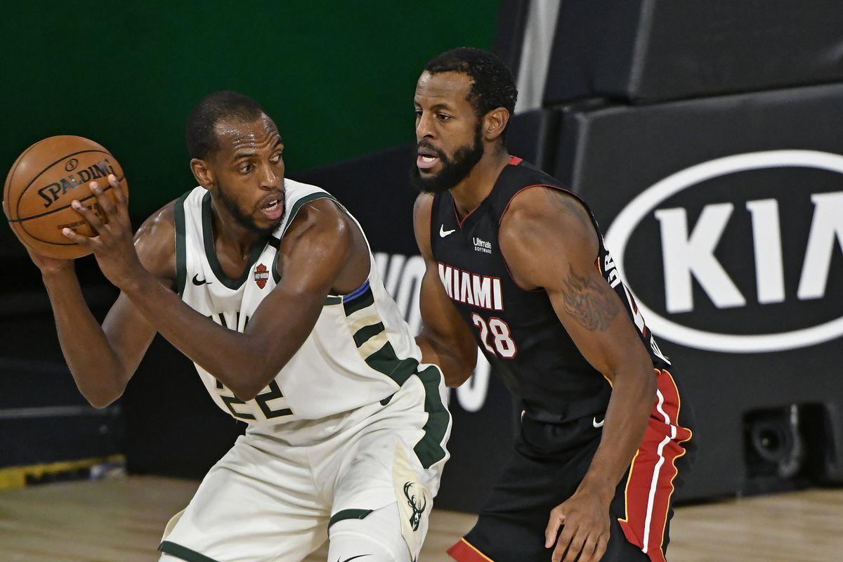 Miami Heat v Milwaukee Bucks - Game Five