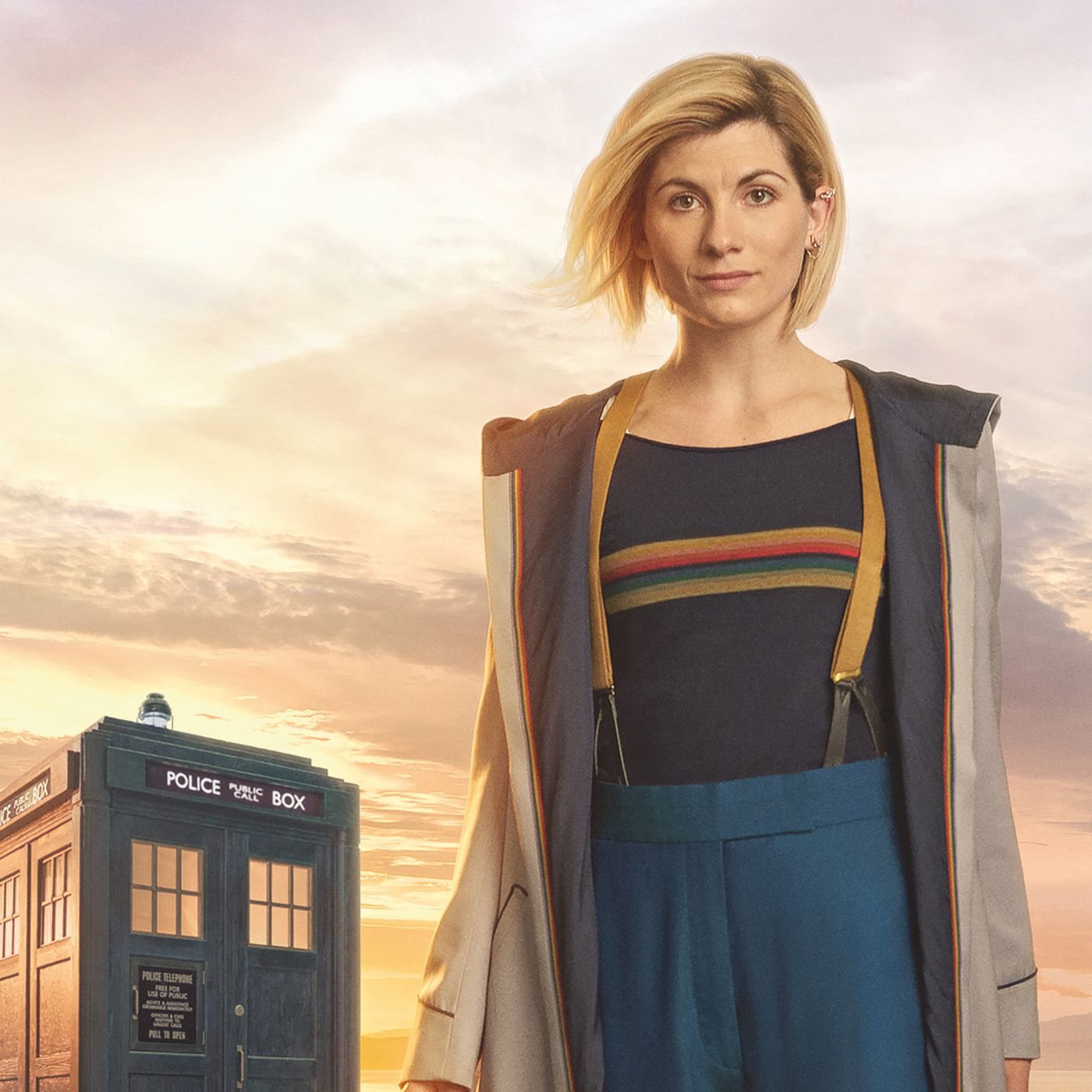 Doctor Who Has Given Us A Doctor Without Inner Conflict Polygon