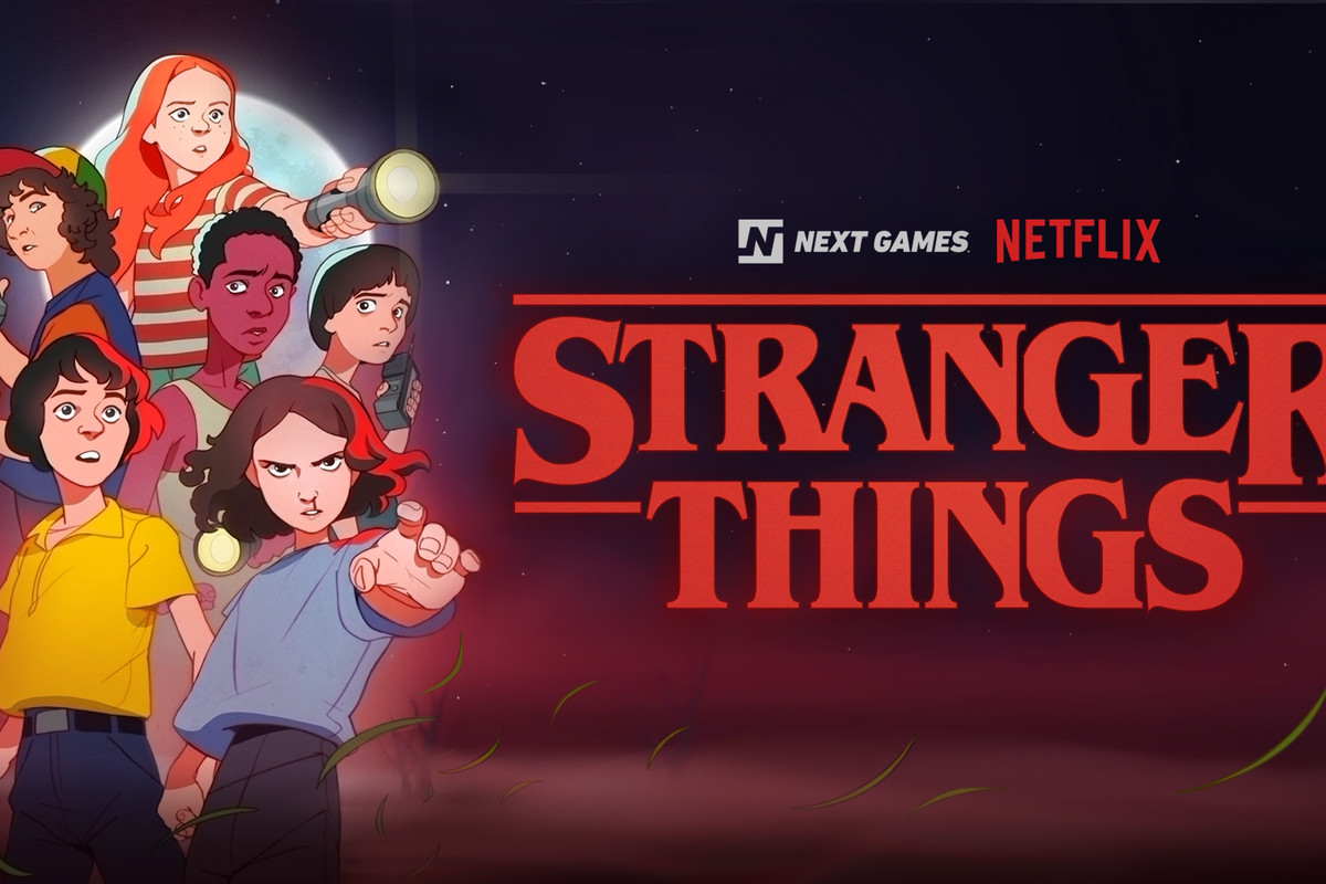 Stranger Things Location Based Rpg To Arrive On Ios And Android In