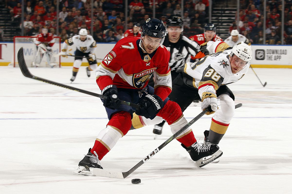 Vegas Golden Knights v Florida Panthers