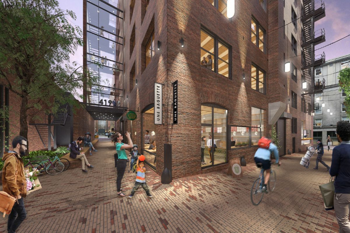 Big Pioneer Square Renovations Include F X Mcrory S