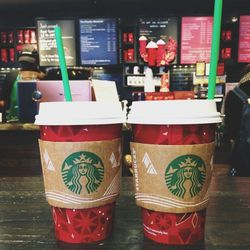 The holidays are here!! Starbucks red cups and a morning coffee date with my husband. My go-to is a tall 1/2 caff coffee (1/2 decaf, 1/2 regular). I'm pretty energetic on my own so any more caffeine and I might explode.