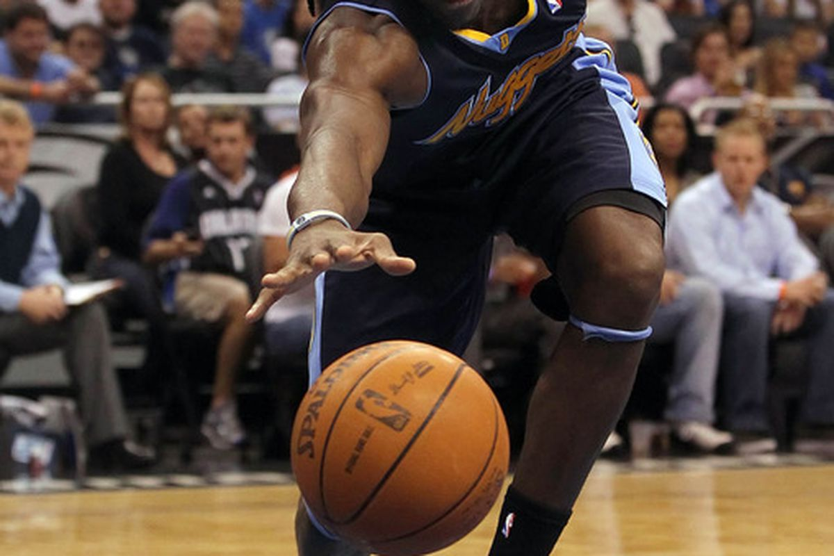 Faried came up big at the end for the Nuggets