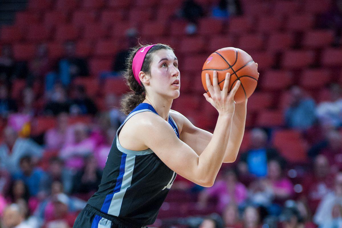 COLLEGE BASKETBALL: FEB 16 Women's - Kansas State at Oklahoma