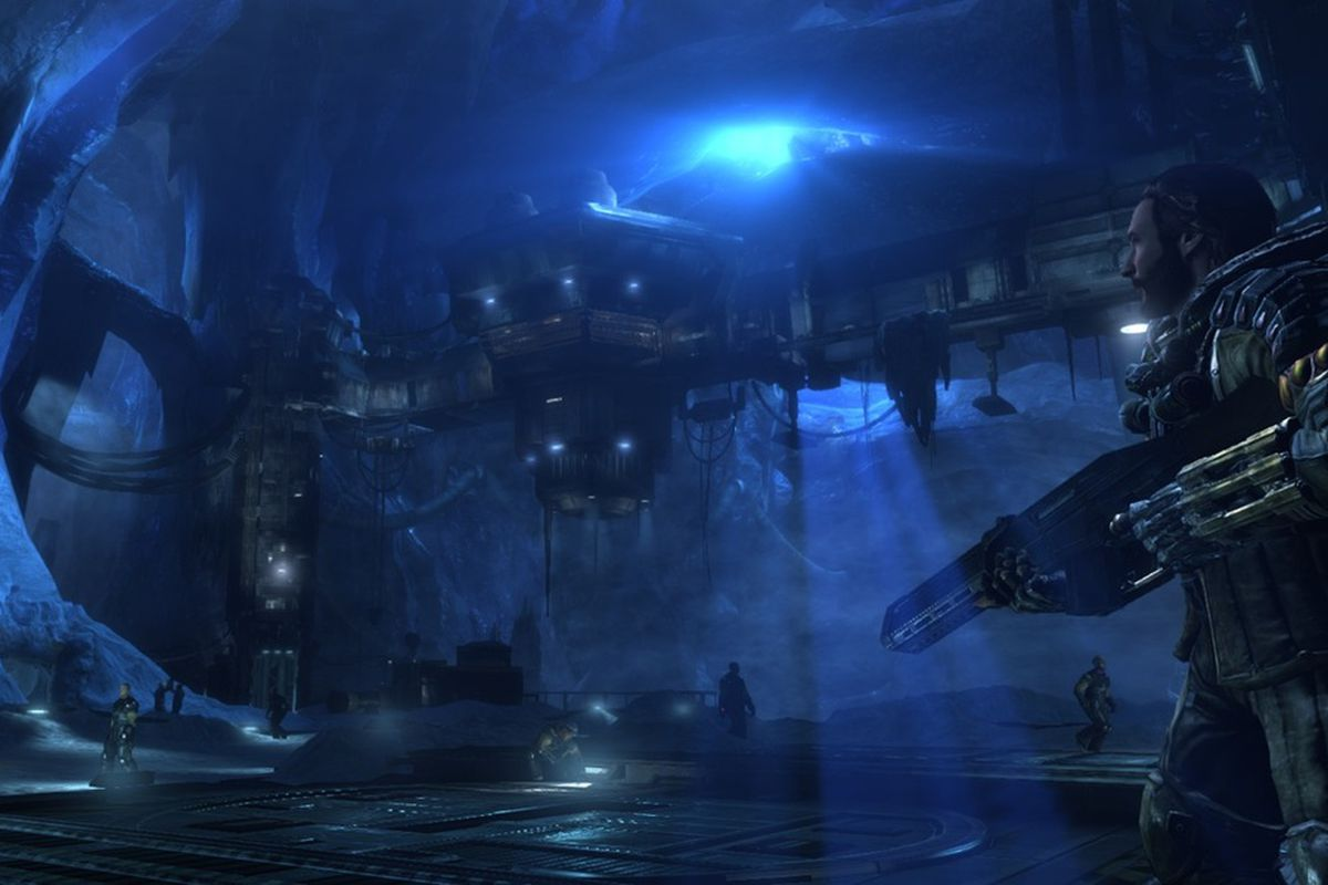 Gallery Photo: Lost Planet 3 screenshot gallery