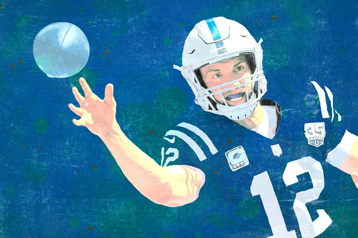 Andrew Luck Is Back. Does Anybody Care  - The Ringer 6d0bf5574