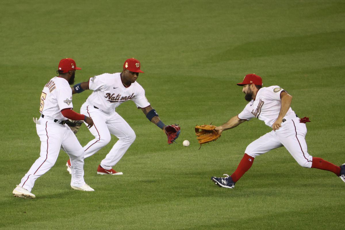 MLB: Game Two-Washington Nationals at Miami Marlins
