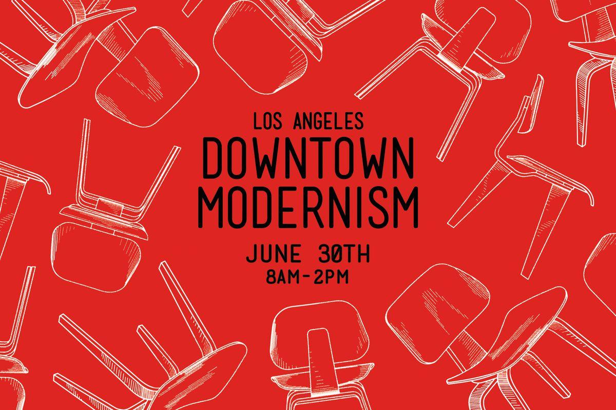 Flyer via Downtown Modernism