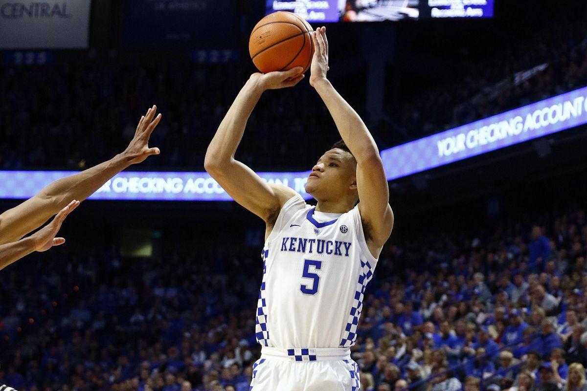 Kentucky Basketball Highlights And Box Score From Historic: College Basketball 2017: Kentucky Wildcats Beat Vermont