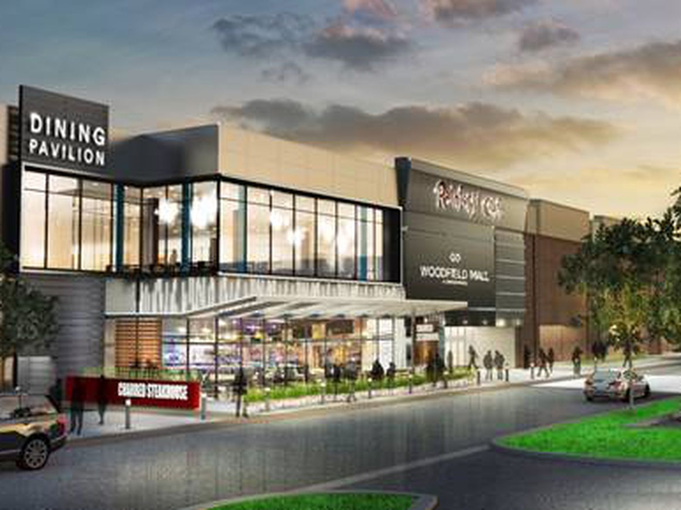 Woodfield Mall Long A Sad Suburban Spot For Restaurants Will Upgrade Its Dining Options Eater Chicago