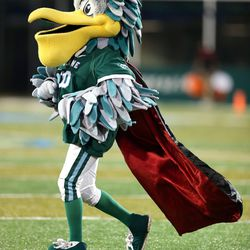 The Most Terrifying Mascot In The World